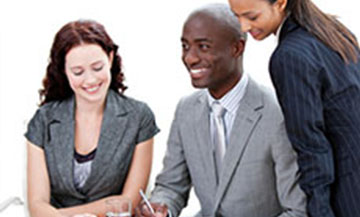 Co-Workers | Professional Financial Consultation | Houston, TX